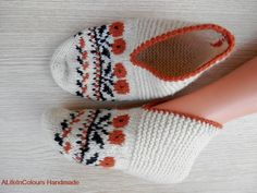 Turkish Anatolian hand knitted women's wool by ALIFEINCOLOURS, $25.50
