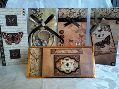Made by Susan Balawajder - Hunkydory Flight of the Butterflies collection… Glitter Cards, Butterfly Cards, Heartfelt Creations, Little Books, Homemade Cards, Card Making, Gallery Wall, Paper Crafts, Chloe
