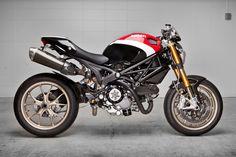 Kurt Friedrich - Ducati Monster 1100S