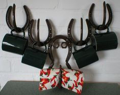 horse shoe crafts   Western Frontier Sales Home Page