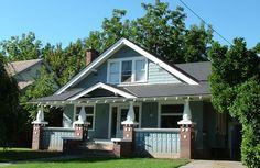 Beautiful, historic home on First Street in Dayton, Washington
