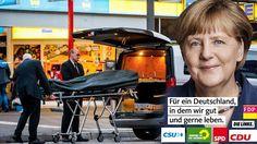 Merkel und Scholz (SPD) wollen abgelehnte Asylbewerber integrieren