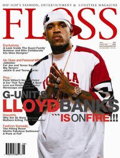 Lloyd Banks Paris Hilton News, Teena Marie, Lloyd Banks, Fat Joe, Black Magazine, Black African American, Hip Hop Fashion, Rap, Gucci