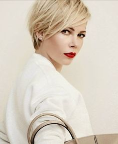 They are fabulous, even for women who not used to wear typical short haircut like pixie haircut, they will love it.