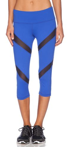 On SALE at 50% OFF! Mia Crop Legging by Rese. 80% supplex nylon 14% lycra. Elastic stretch fit. Sheer mesh panel accent. RESR-WM5. 794C. RESE designs activewear & ...
