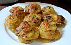 ΜΑΓΕΙΡΙΚΗ ΚΑΙ ΣΥΝΤΑΓΕΣ: Πατάτες στο φούρνο --αλλιώς ..!!! Easy Cooking, Cooking Recipes, Greek Recipes, Cauliflower, Nutrition, Diet, Chicken, Vegetables, Ethnic Recipes
