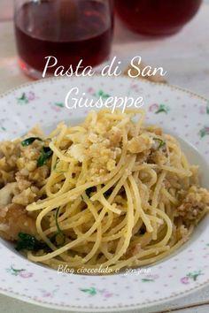 Pasta di San Giuseppe