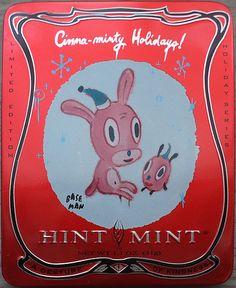 Gary Basemon - Artist Series Collection / CINNAMON MINTS