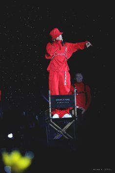 Concert in Seoul at the World Cup Stadium Daesung, Gd Bigbang, Bigbang G Dragon, Ji Yong, Jung Yong Hwa, King Of Kings, My King, Gdragon Motte, Bigbang Concert