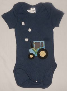 Tractor Suit on Etsy, $18.00 AUD