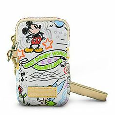 Disney Sketch Phone Case by Dooney & Bourke | Disney StoreDisney Sketch Phone Case by Dooney & Bourke - You'll get a good reception wherever you go with this stylish phone case. Created by Dooney & Bourke, this case dials up the fun with its colorful sketch design featuring Mickey Mouse and Tinker Bell.See more