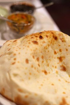 Cheese naan #indian #food