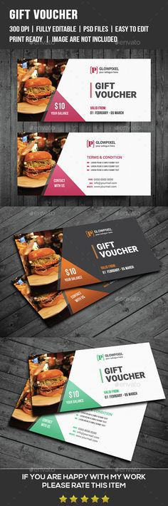 #Gift Voucher - Cards & Invites Print Templates Download here: https://graphicriver.net/item/gift-voucher/14738237?ref=classicdesignp