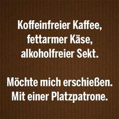 koffeinfreier Kaffee