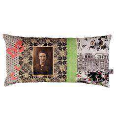 Laissez Faire Souvenir Cushion Cover - Matt Blatt