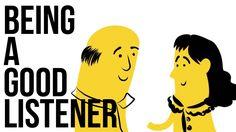 The Distinct Qualities of Good Listeners