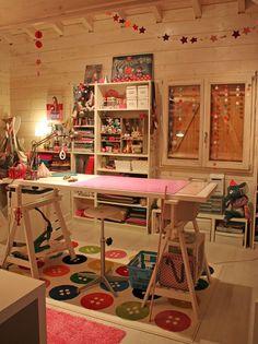 Proposé par Hotarue. A nice shed for dad.