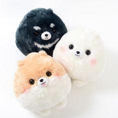 有馬さんホイホイ — kvnai: Fuwa-Mofu Pometan Plush Collection