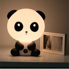 I usually take a look at the Childrens section of homeware shops because you can often find some super cute products! This panda lamp is adorable and so is the Miffy lamp - I'd have either of them ...