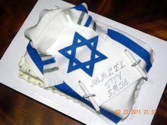 Bar Mitzvah Cake!