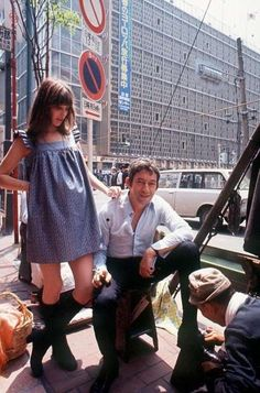 Jane  and  Serge in TOKYO