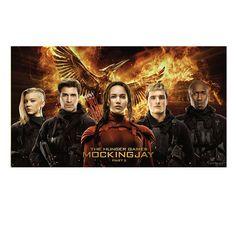 The Hunger Games: Mockingjay Part 2 Wall Mural