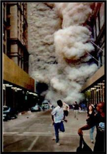 9-11 - 1st Tower Collapse  #9-11 #9-11 #9-11  www.inews-news.com