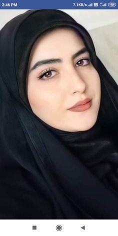 Beautiful Arab Women, Beautiful Hijab, Arab Models, Black Abaya, Muslim Beauty, South Indian Actress Hot, Satin Saree, Muslim Girls, Whatsapp Group