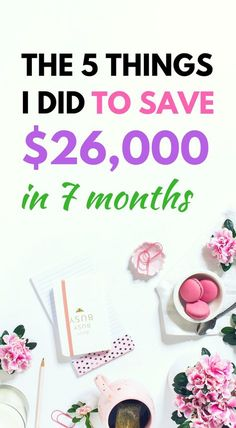 YES! These tips are actionable and I think I may be able to save for my down payment. Thanks for sharing!!