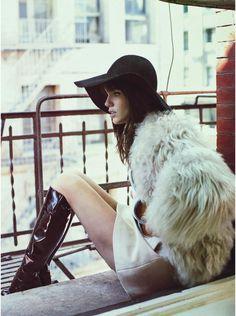 visual optimism; fashion editorials, shows, campaigns & more!: chelsea girl: amanda wellsh by sebastian kim for vogue australia september 20...