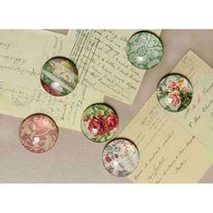 Victorian Trading Company Vintage Fridge Magnets
