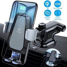Motorrad Telefon Halter Samoleus Motorrad Telefon Halter Fahrrad Handyhalter Aluminium Mount Halterung mit USB Ladeger/ät f/ür Motorrad Fahrrad GPS