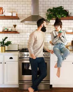 #kitcheninspo #couples #theeverygirl