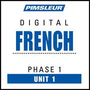 French Phase 1, Unit 01: Learn to Speak and Understand French with Pimsleur Language Programs | http://paperloveanddreams.com/audiobook/362499575/french-phase-1-unit-01-learn-to-speak-and-understand-french-with-pimsleur-language-programs |