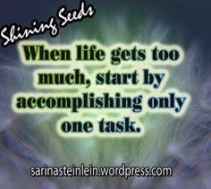 Motivation, Mindfulness