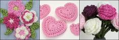 tutorial: crocheted embellishments