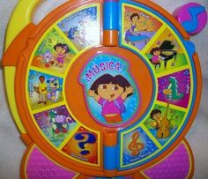 Dora the Explorer Musical See N Say Learning Toy -- You can get additional details at the image link.Note:It is affiliate link to Amazon.