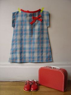 Dress By [Les Simones]  # Diy Couture # Diy Ford Kids