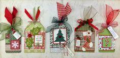 Christmas Tags ~ 2