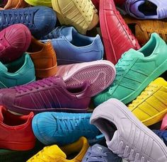dcc6e166d Adidas Shoes, Sneakers Nike, Shoe Game, Black And White Superstars, Adidas  Superstar