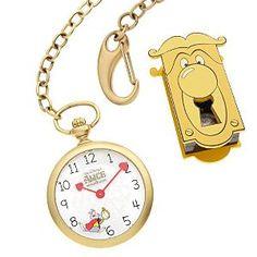 Disney Alice in Wonderland pocket watch