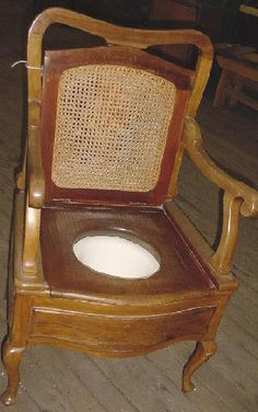 Marvelous Wooden Adult Potty Chair. Easily Made And Perfect For An Outdoor Camping  Experience. Why