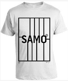 SAMO©  TSHIRT FEDERIGO GHIGO GABELLIERI LIMITED EDITION 100% cotone  http://www.lapiccolatshirteria.com/
