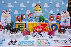 Festa Toy Story!!!