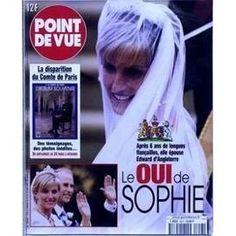 Point De Vue N° 2657 Du 23/06/1999 - La Disparition Du Comte De Paris - Le Oui De Sophie A Edward D'angletrre.