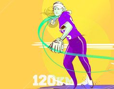 """Check out new work on my @Behance portfolio: """"Sport Illustrations."""" http://on.be.net/1FjRN1x"""