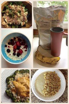 Vegan Macros - Full Day of Eating Vegan IIFYM #6 - HollyBrownFit.com