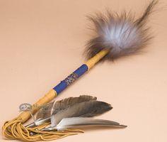 12 Best TALKING STICKS images | Talking sticks, Deer skin
