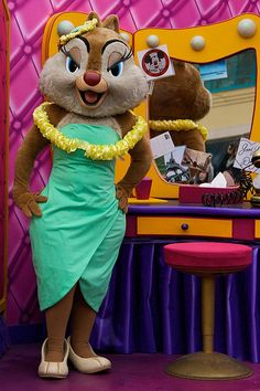 *CLARICE ~ Chip 'n' Dale