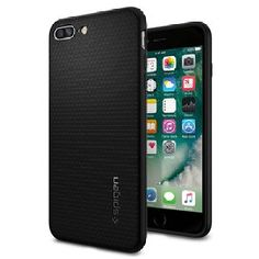 Amazon | 【Spigen】 iPhone 7 Plus ケース, リキッド・アーマー [ 米軍軍事規格 ソフト TPU ] アイフォン 7 プラス 用…